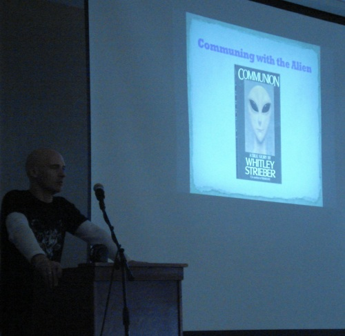 Nick Redfern @ UFO Truth WA 2011